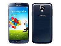 SAMSUNG S4/GRADE A/LIKE AS NEW