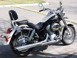 2001 Honda Shadow 750 NEED FINANCING WE CAN HELP GOOD OR BAD OK