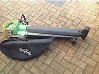 Florabest garden leaf blower/vacuum
