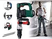 Parkside 300W Heavy Duty Demolition Hammer PAH 1300 A1 - 15 joules Impact Strength - New / Unused.