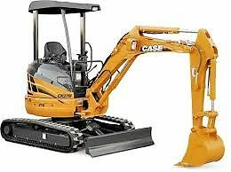 CASE CX17B 1.7 Tonne Mini Excavator Hire $220 a Day + delivery Emerald Cardinia Area Preview