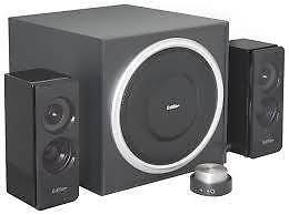 Edifier S2.1M and subwoofer Sydney City Inner Sydney Preview