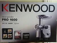 Kenwood MG510 Meat Grinder