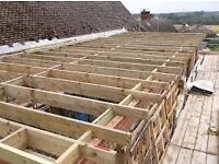 Flat Roof Joists Wanted for 4 x 4 Metre Extension. Cash Waiting.