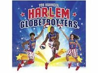 Harlem Globetrotter Tickets (GREAT SEATS!)