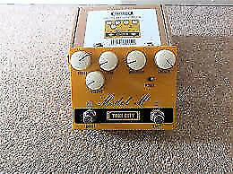 Marshall Tone City Model M guitar pedal Distortion Overdrive