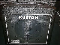 Kustom Practice guitar amplifier