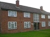 2 bed large council garden ground floor flat in London for 1/2 beds all areas..
