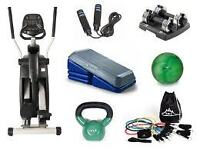 Looking for workout equipment