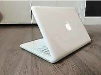 13' White MacBook Unibody 2.4GHz 8GB Ram 50GB HD Microsoft Office 2019 Adobe Suite Cinema 4D AutoCad