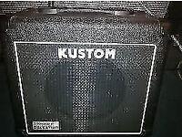 Kustom Practice guitar amplifier