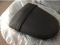 Triumph Street Triple RX Pillion seat brand new never used - REDUCED PRICE