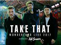 TAKE THAT TICKETS (HYDRO)