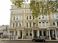 1 large bedroom available in a beautiful south kensington 2 bed flat