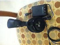 TURTLE BEACH X42 EAR FORCE WIRELESS HEADSET