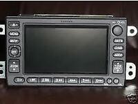 Honda 2002-2006 CRV SatNav/CD/Radio for Spares or Repair