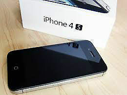 LIKE BRAND NEW IPHONE 4S BLACK 16GB BELL AND VIRGIN BEST ONE