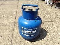 Calor gas butane 4.5kg full gas bottle