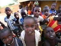 call for help to save children in south sudan