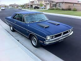 Cool 60 to 70s Car