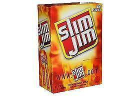 Slim Jim Car Opener >> Slim Jim: Buffalo, Beef & Turkey Jerky   eBay