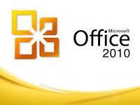 Microsoft Office Professional Plus 2010 student edition
