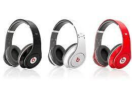 Beats By Dr Dre Studio Headphones - All colours available