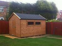 Shed free for collection