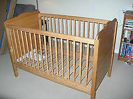 """Ikea """"Narvic"""" Crib/Toddler Bed/Day Bed"""