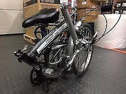 AMMACO Pakka Metro folding bike commuter pro