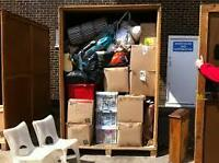 Storage Cleaning & Junk Removal Services