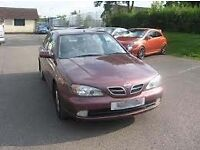 nissan primera p11 (95-02) breaking for parts