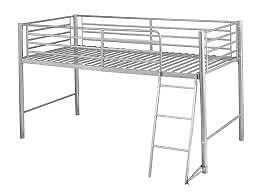 Midsleeper bed for sale