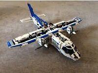 Lego Technic Cargo Plane. Built