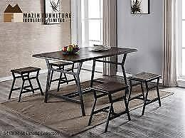 5 PC Small Dinette on Sale (MA336)