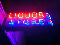 STORE CLERK FOR A FAST PACED LIQUOR STORE IN S E CALGARY