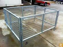 WANTED! 7x4 galvanized trailer cage at least 3 feet high or more Dapto Wollongong Area Preview