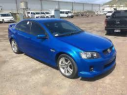 2012 HOLDEN VE COMMODORE WRECKING, HOLDEN COMMODORE PARTS #441
