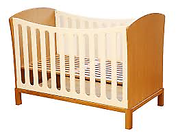 Kaloo cot in excellent condition