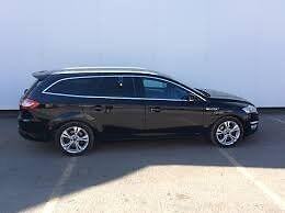 Mondeo Titanium X Estate auto diesel 2014