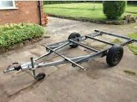 Trailer chassis wanted