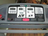 TREADMILL – PACEMASTER PRO PLUS - WITH HEART RATE MONITORING