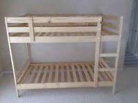 lit deux étages - superposé
