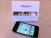Black iPhone 4 10/10 Condition, Unlocked