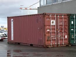 Shipping Containers For Rent or Sale