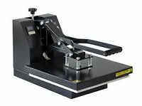 Wanted good used heat press machines