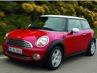 WANTED! MINI COOPER 56 plate onwards. Cash Now.