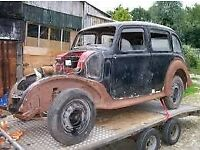 WANTED CAR OR VAN WHY FOR PROJECT