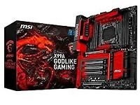 MSI Godlike Gaming Motherboard