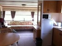 COSALT CAPRI STATIC CARAVAN FOR SALE AT CAIRNRYAN HOLIDAY PARK SOUTH WEST SCOTLAND